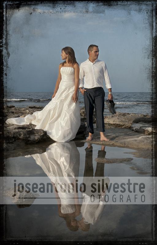joseantonio silvestre fotos boda playa
