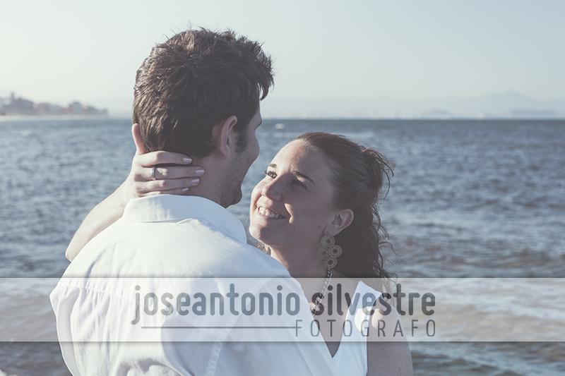 fotografo ibi alicante boda preboda postboda playa