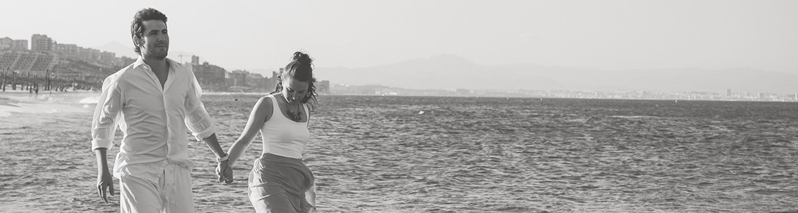 [ELENA + JUANJO] Preboda en la playa