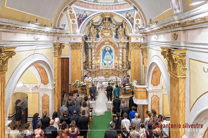 Fotografo de bodas en Onil