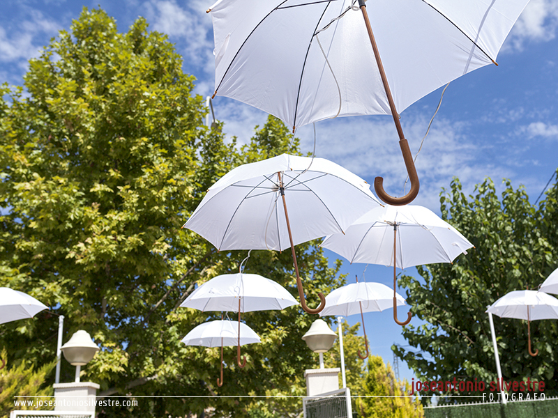 Fotos de boda en Ibi y postboda en la piscina