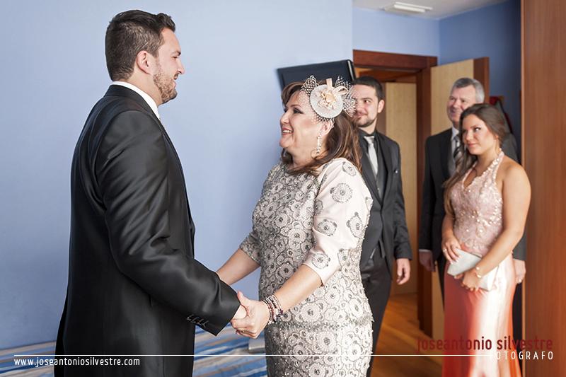 Fotos de boda en Ibi (Alicante) y postboda en Cuenca