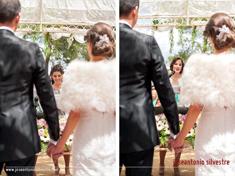 Fotos de boda en Ibi y postboda en Pueblo Acantilado