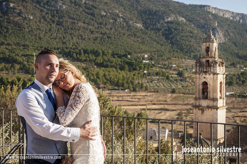 Fotografo de bodas en Biar