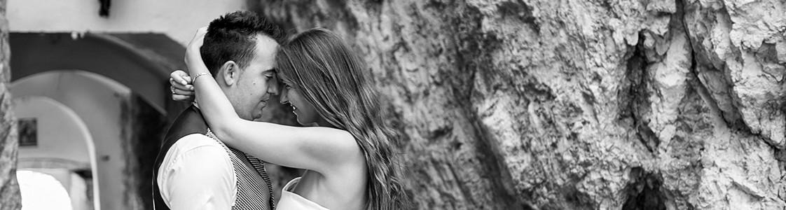 [EMMA + HÉCTOR] Boda en Asador Izaskun y postboda en Guadalest