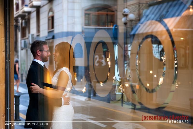 Fotos de boda en Ibi y postboda en Alicante