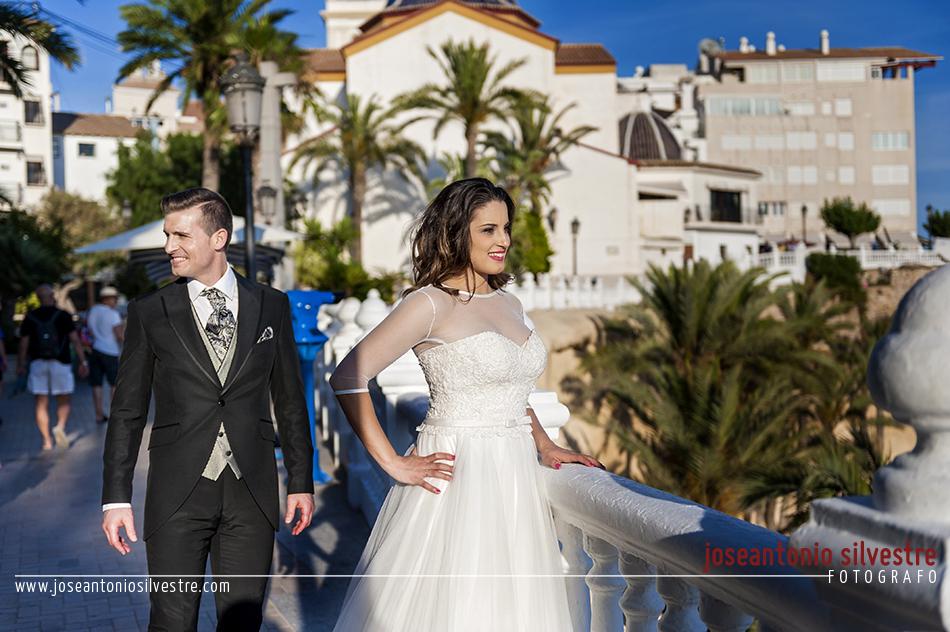 Fotos de boda en Ibi y postboda en Benidorm