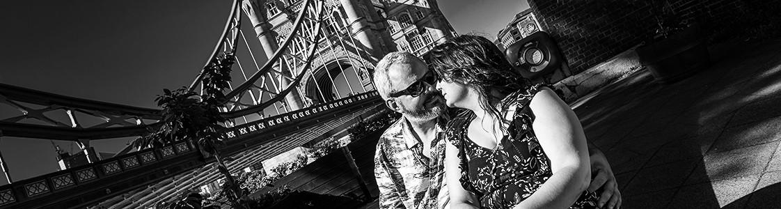 [MARIA + JUAN] Preboda en Londres
