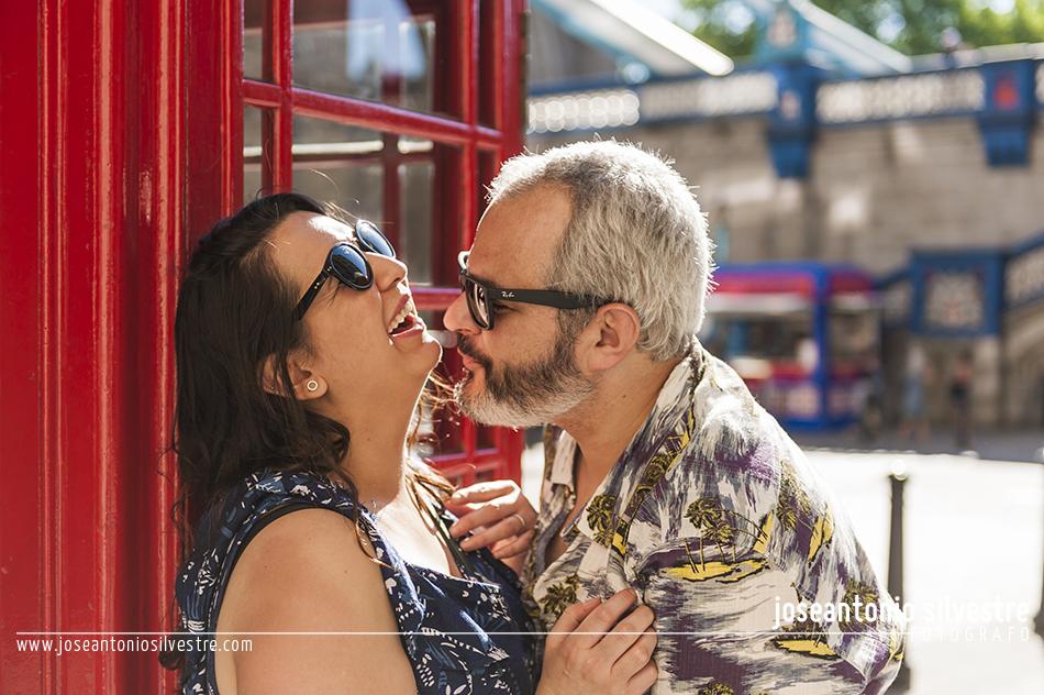 Fotografo de bodas en Alicante - Preboda en Londres