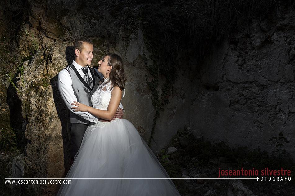 Fotografo de bodas en Alicante - Postboda en Caravaca de la Cruz