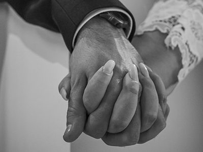 Fotografo de bodas en Alicante - First Touch - First Look