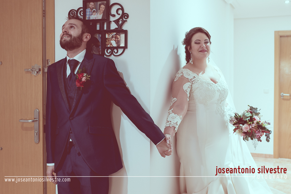 Fotografo de bodas en Alicante - First Touch - First Look